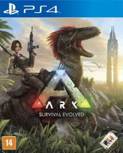 ARK: Survival Evolved - PS4 - Mídia Digital