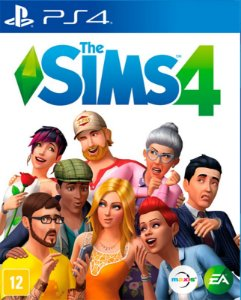 The Sims 4 - PS4 - Mídia Digital