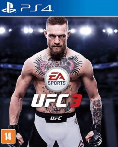 UFC 3 Standard Edition - PS4 - Mídia Digital