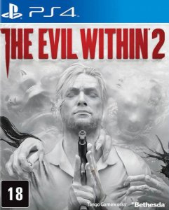 The Evil Within 2 - PS4 - Mídia Digital
