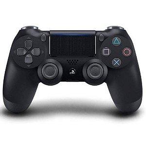 Controle Dualshock 4 Preto Pro - Ps4 - Sony