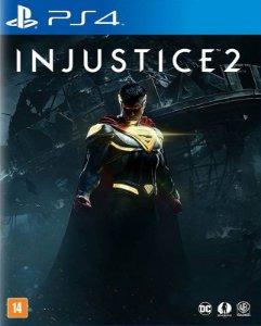 Injustice 2 - PS4 - Mídia Digital