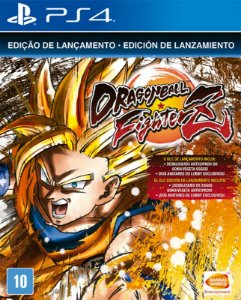 Dragon Ball Fighterz - PS4 - Mídia Digital