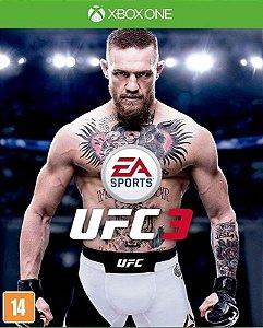 UFC 3 - Xbox One - Mídia Digital