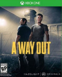 A Way Out - Xbox One - Mídia Digital