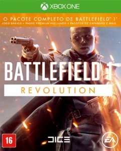 Battlefield 1 Revolution - Xbox One - Mídia Digital