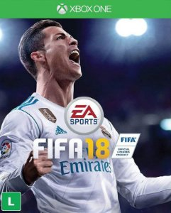Fifa 18 - Xbox One - Mídia Digital