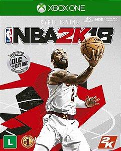 NBA 2k18 - Xbox One - Mídia Digital