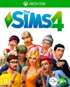 The Sims 4 - Xbox One - Mídia Digital