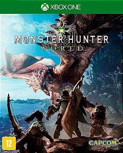Monster Hunter Word - Xbox One - Mídia Digital
