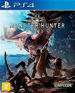 Monster Hunter Word - PS4 - Mídia Digital