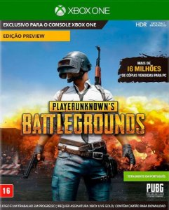 Playerunknown'S Battlegrounds - Xbox One - Mídia Digital