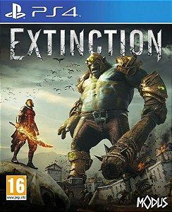 Extinction - PS4 - Mídia Digital