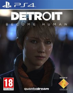 Detroit Become Human - PS4 - Mídia Digital