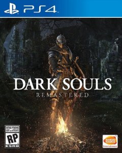 Dark Souls Remastered - PS4 - Mídia Digital