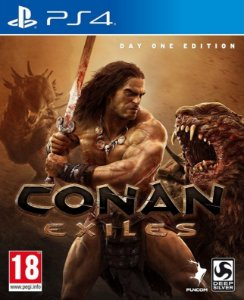Conan Exiles - PS4 - Mídia Digital