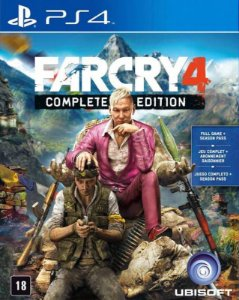 Far Cry 4 Gold Edition - PS4 - Mídia Digital