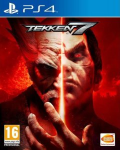 Tekken 7 - PS4 - Mídia Digital