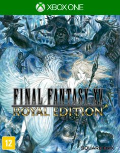 Final Fantasy XV Royal Edition - Xbox One - Mídia Digital