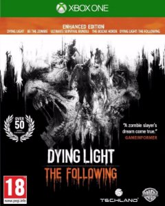 Dying Light: The Following - Xbox One - Mídia Digital