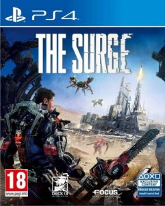 The Surge - PS4 - Mídia Digital
