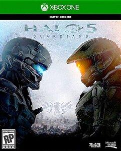 Halo 5: Guardians - Xbox One - Mídia Digital