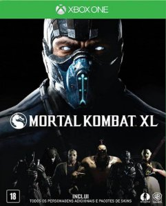 Mortal Kombat XL - Xbox One - Mídia Digital