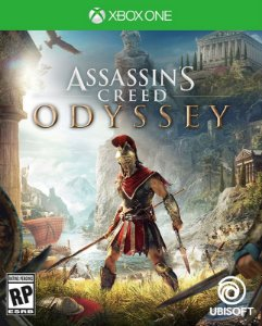 Assassin's Creed Odyssey - Xbox One - Mídia Digital