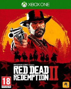 Red Dead Redemption 2 - Xbox One - Mídia Digital