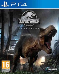 Jurassic World Evolution - PS4 - Mídia Digital