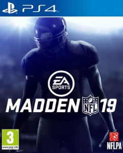 Madden NFL 19 - PS4 - Mídia Digital