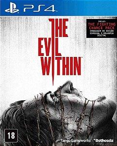 The Evil Within - PS4 - Mídia Digital