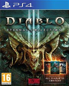 Diablo III Eternal Collection - PS4 - Mídia Digital