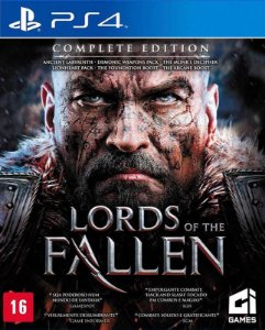 Lords of the Fallen Complete Edition - PS4 - Mídia Digital