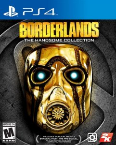 Borderlands The Handsome Collection - PS4 - Mídia Digital