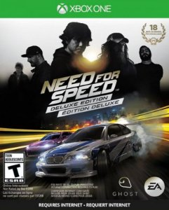 Need for Speed Edição Deluxe - Xbox One - Mídia Digital
