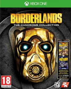Borderlands The Handsome Collection - Xbox One - Mídia Digital