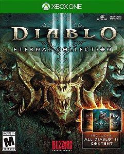 Diablo III Eternal Collection - Xbox One - Mídia Digital