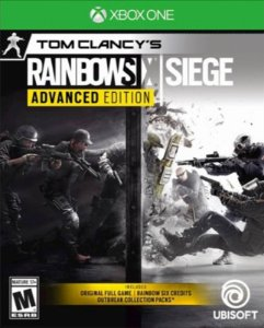 Tom Clancy's Rainbow Six Siege Advanced Edition - Xbox One - Mídia Digital