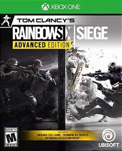 Tom Clancy's Rainbow Six Siege Advanced Edition - Xbox One - Mídia Digital