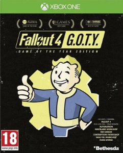 Fallout 4 Game of the Year Edition - Xbox One - Mídia Digital
