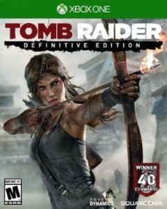 Tomb Raider: Definitive Edition - Xbox One - Mídia Digital