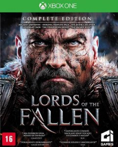 Lords Of The Fallen Complete Edition - Xbox One - Mídia Digital