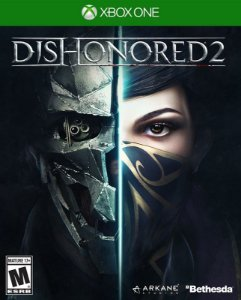 Dishonored 2 - Xbox One - Mídia Digital