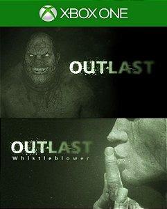 Outlast Bundle of Terror - Xbox One - Mídia Digital