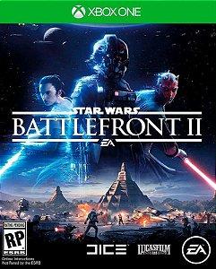 Star Wars Battlefront II - Xbox One - Mídia Digital