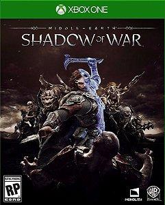 Terra-Média Sombras da Guerra - Xbox One - Mídia Digital