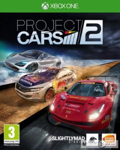 Project CARS 2 - Xbox One - Mídia Digital
