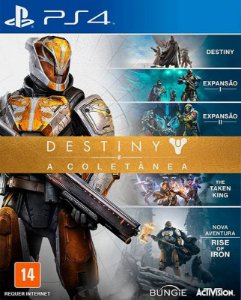 Destiny - A Coletânea - PS4 - Mídia Digital