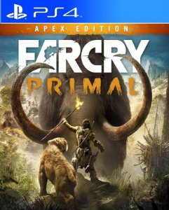 Far Cry Primal Digital Apex Edition - PS4 - Mídia Digital